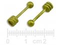 R 406 furo 2,7mm